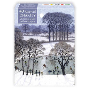40 Assorted Charity Christmas Cards