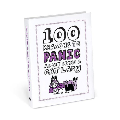 100 Reasons to Panic : Cat Lady from Abrams & Chronicle
