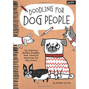Doodling for Dog People from Quarto