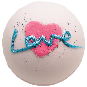 All You Need is Love Bath Blaster from Bomb Cosmetics