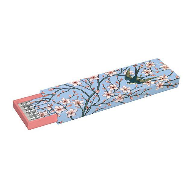 Almond Blossom Pencil Gift Set from Museums & Galleries