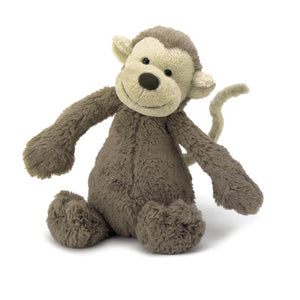 Bashful Monkey from JellyCat