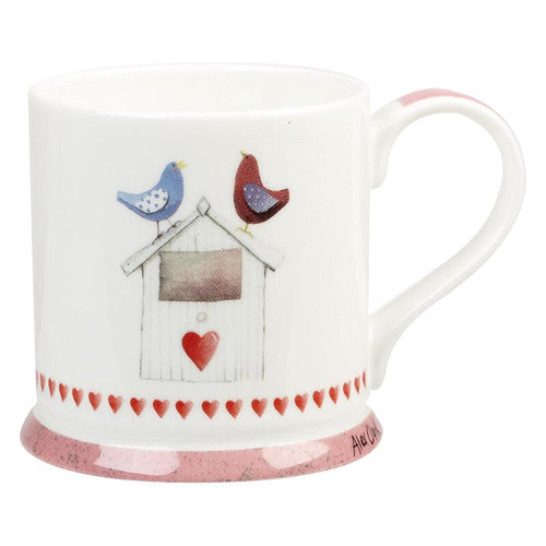 Alex Clark Bird Box Mug from Churchill