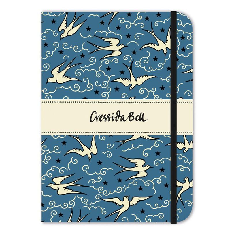 Bluebirds Elasticated Journal from Museums & Galleries
