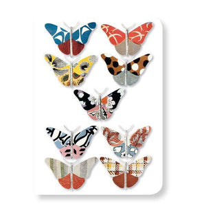 Butterflies Mini Notebook from Museums & Galleries