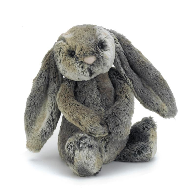 Bashful Cottontail Bunny from JellyCat