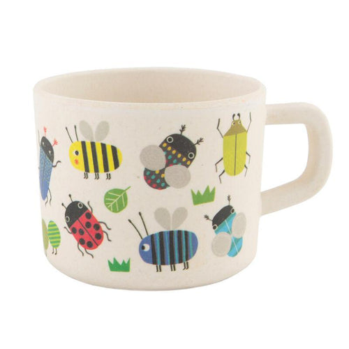 Busy Bugs Kids Mug from Sass & Belle