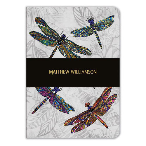 Dragonfly Dance A5 Notebook from Museums & Galleries