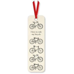 Bicycle Bookmark from Museums & Galleries