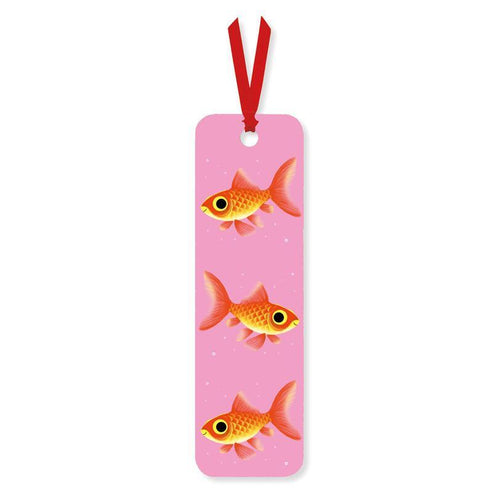 Goldfish Bookmark from Museums & Galleries