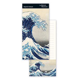 Great Wave Shopping List from Museums & Galleries