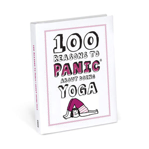100 Reasons To Panic Yoga