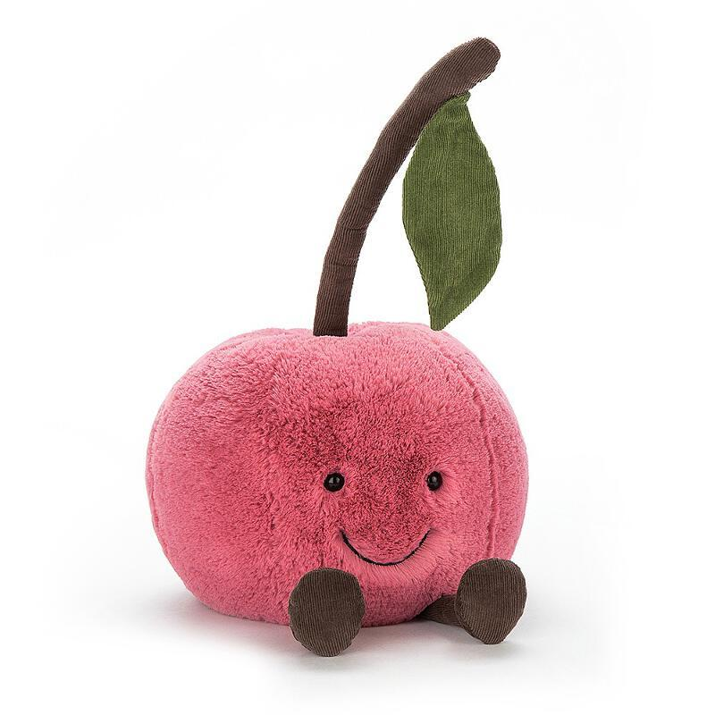 Amuseable Cherry by Jellycat from JellyCat
