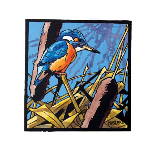Andrew Haslen Kingfisher from Art Angels