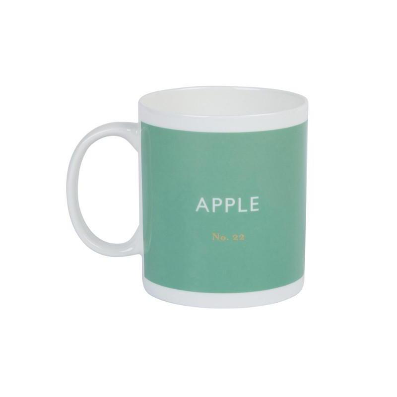 British Colour Standard Mug Apple from Designed In Colour