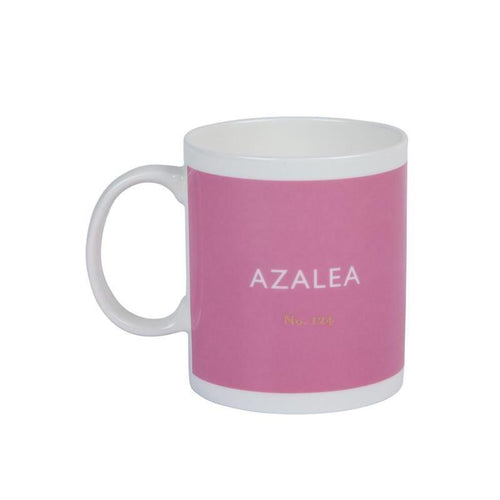 British Colour Standard Mug Azalea from Designed In Colour