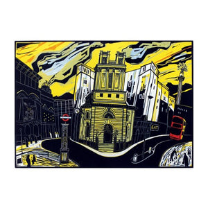 Colin Moore The City from Art Angels