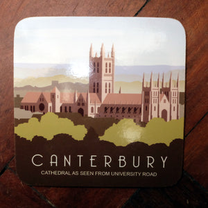 Cathedral View Coaster from Star Editions