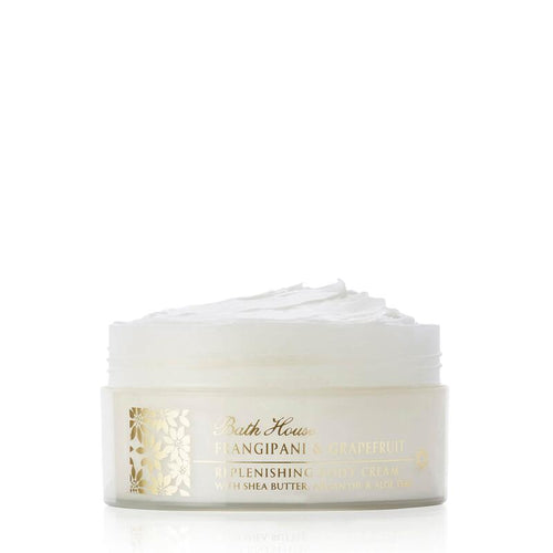 Frangipani & Grapefruit Body Cream 200ml from Bath House