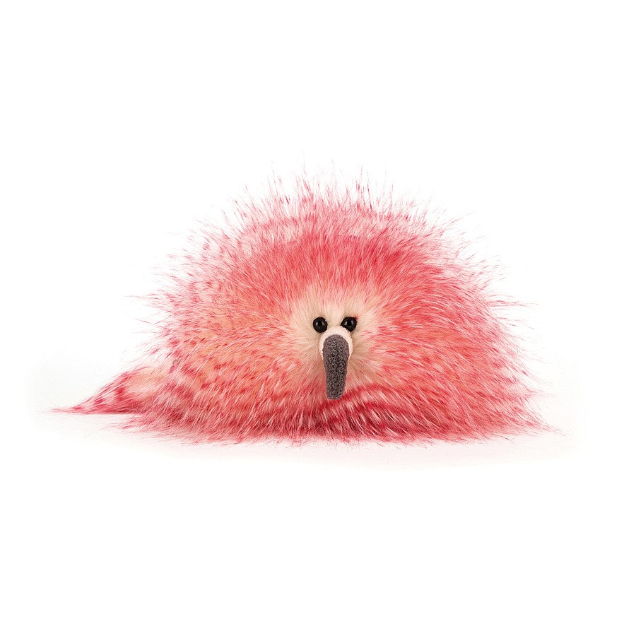 Flaunt Your Feathers Fluffy Bag from Jellycat