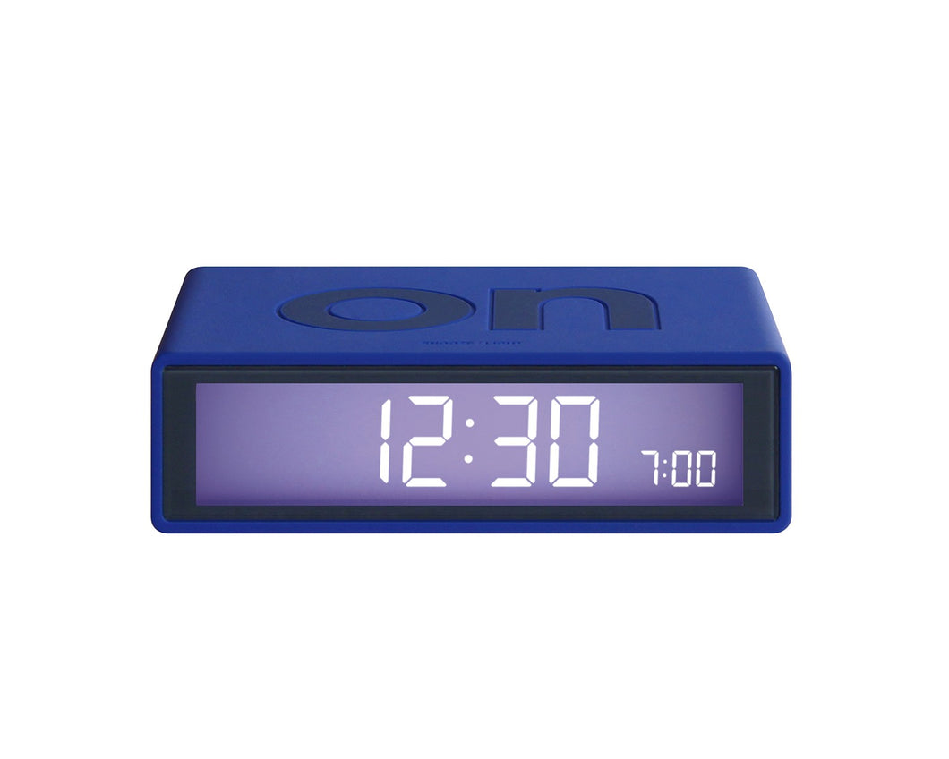 Flip Clock Blue from Stone Marketing