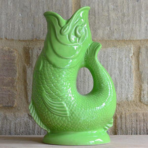 Gluggle Jug (Lime Green) from Wade Ceramics