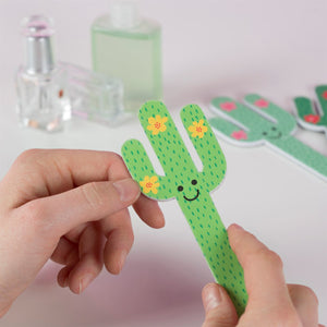 Cactus Nail Files