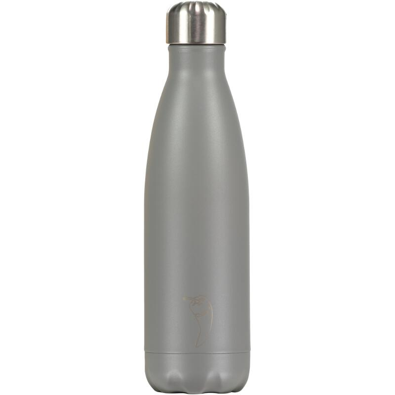 Chilly's Bottle Matte Grey from Chillys