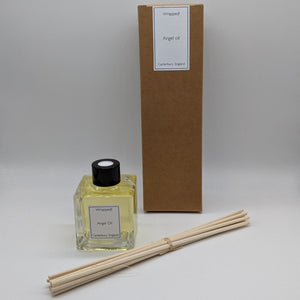 Angel Oil Natural Rattan Reed Diffuser