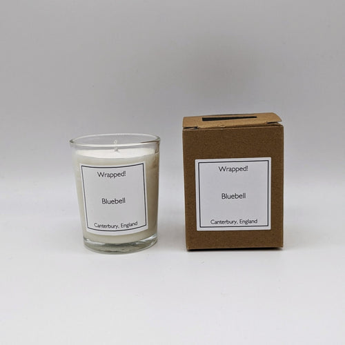Bluebell 9cl Vegetable Wax Candle