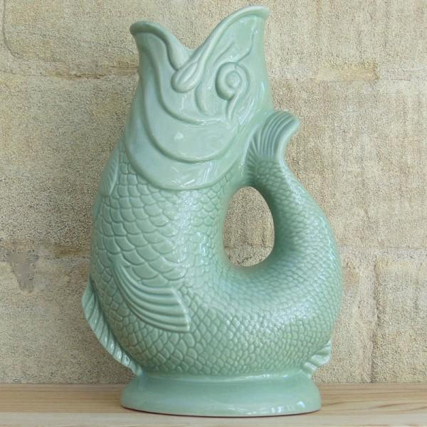 Gluggle Jug (Sage) from Wade Ceramics