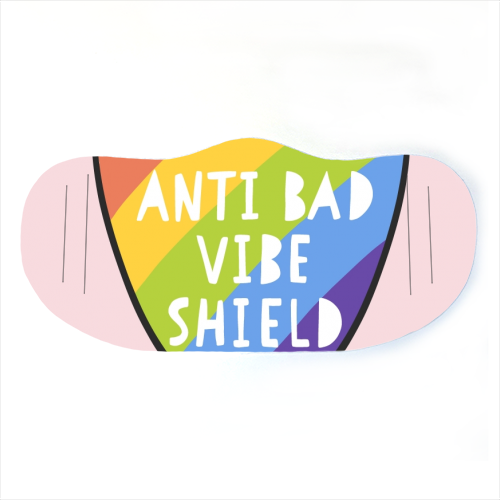Face Mask - Bad Vibe Shield