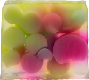 Bubble Up Soap Bar 100g from Bomb Cosmetics