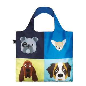 Cheetham Dogs Loqi Shopper Bag from Stone Marketing