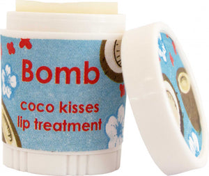 Coco Kisses Lip Balm from Bomb Cosmetics