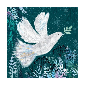 Christmas Fayre Dove of Peace Christmas Cards 8 Pack