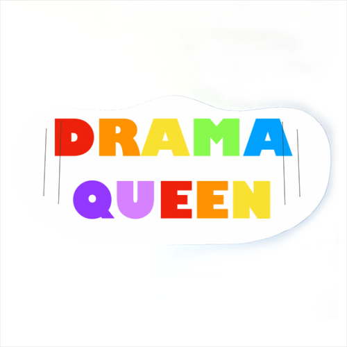 Face Mask - Drama Queen