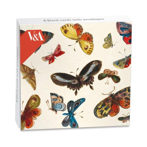Butterflies Mini Notelets from Museums & Galleries
