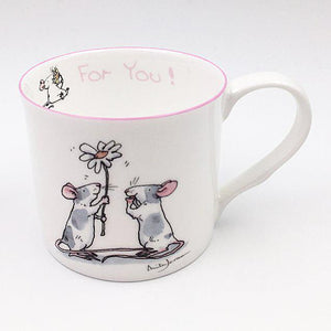 For You 300ml Mug from Two Bad Mice