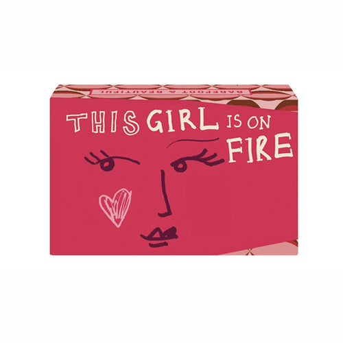 Girl on Fire Soap