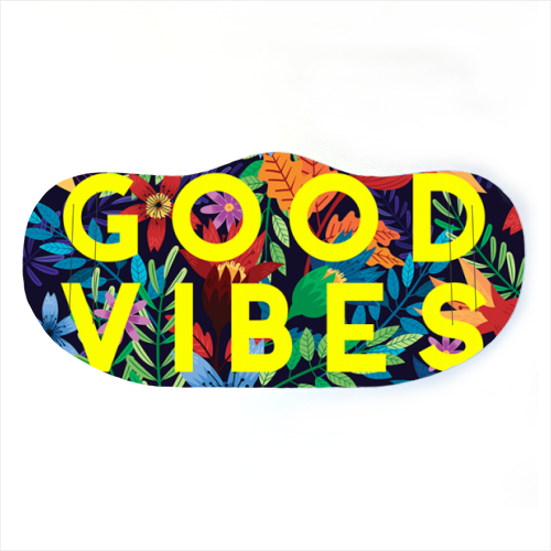 Face Mask - Good Vibes