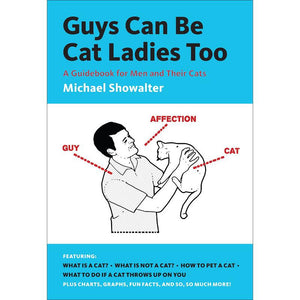 Guys Cat Ladies Too from Abrams & Chronicle
