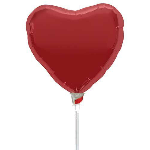 9 Inch Heart Balloon from Crosswear