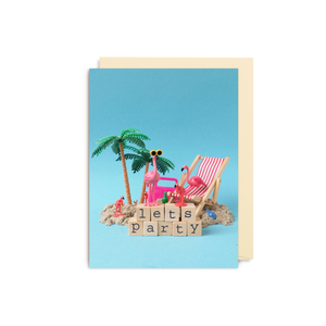 Dietske Klepper Let's Party Mini Card from Lagom