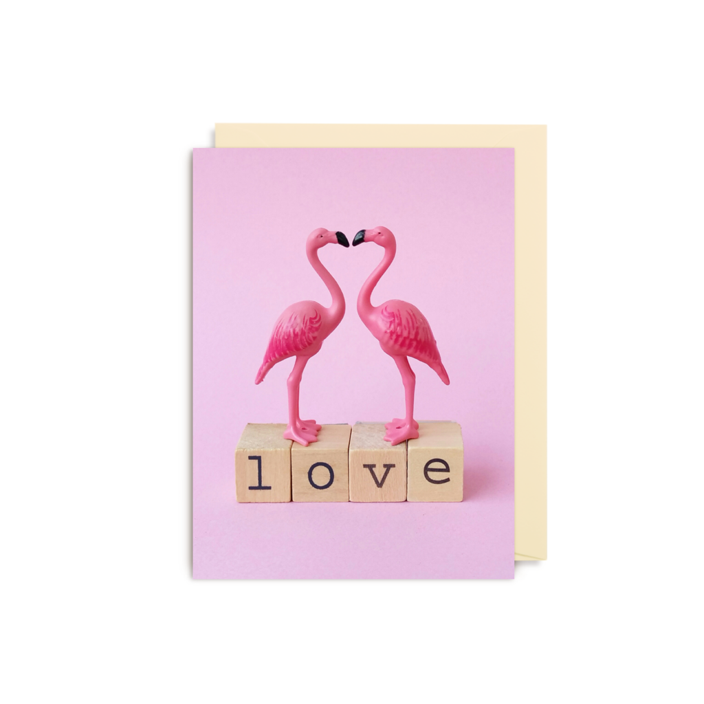 Dietske Klepper Love Mini Card from Lagom