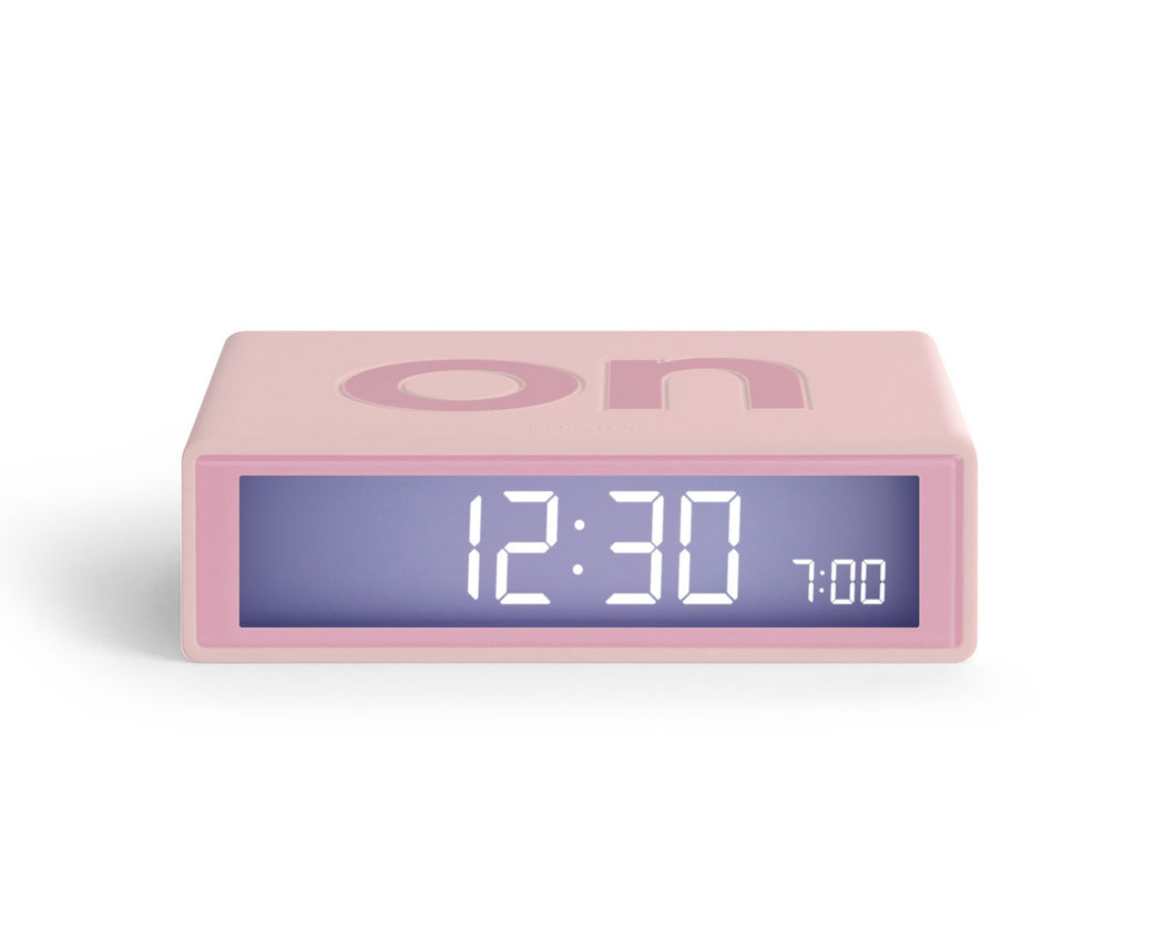 Flip Clock Pink from Stone Marketing