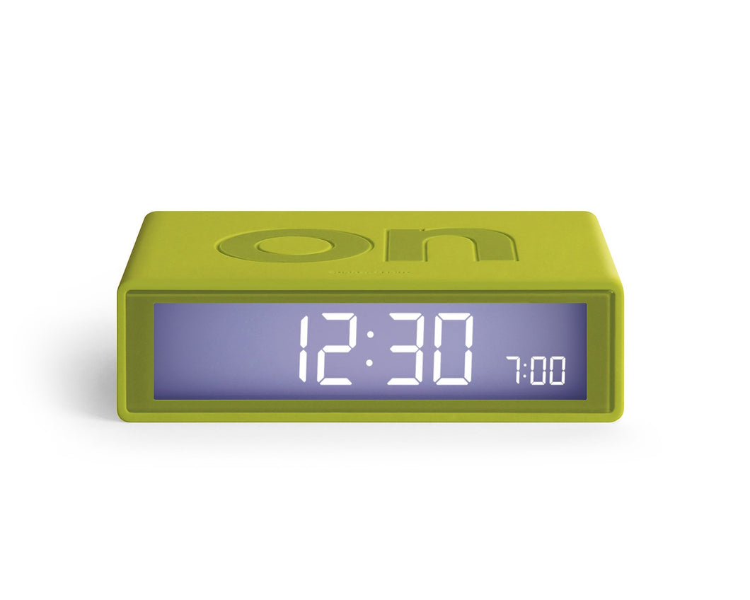 Flip Clock Lime from Stone Marketing
