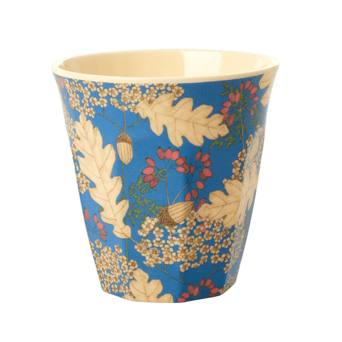 Autumn & Acorns Print Cup