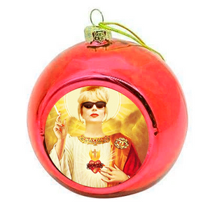 Absolutely Fabulous Patsy Stone Bauble
