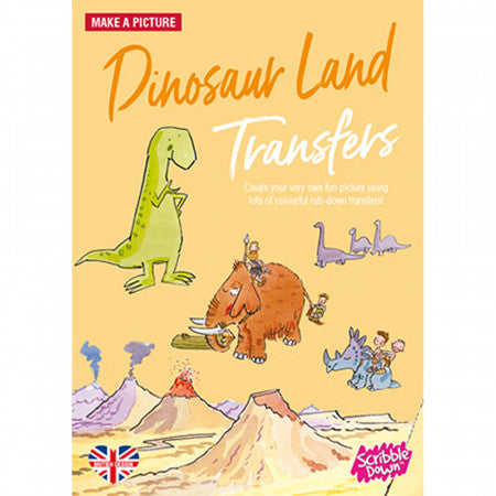 Dinosaur Encounters Transfers from Little Concepts